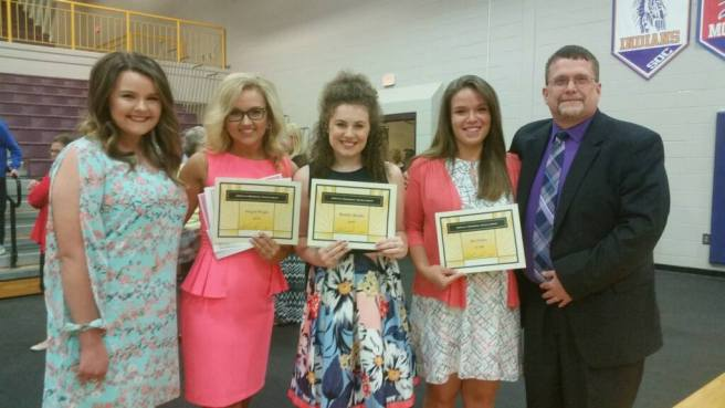 2017 Valley Scholarship Recipients