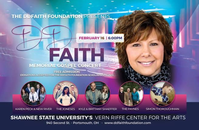 DDFaith Memorial Concert 2019